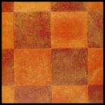 Wand-Muster in vielen verschiedenen Farben