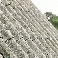 Welldachplatten, fixieren und reparieren