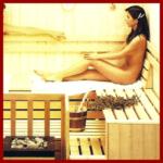 Bauplan für eine Sauna, eine Sauna - von Grund auf selbstgebaut