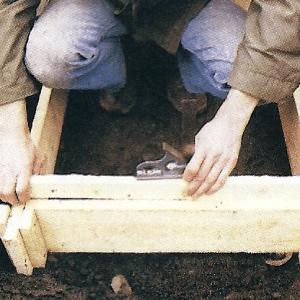 Beton in Form bringen, Betonbauteile in vielen Formen herstellen