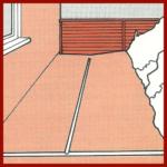 Betonplatten und Betonflächen mit kontrolliertem Gefälle herstellen