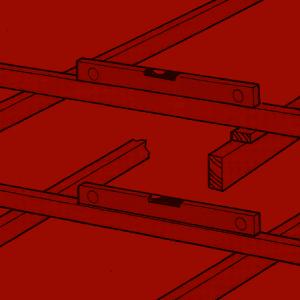 Beton Flächen mit kontrolliertem Gefälle