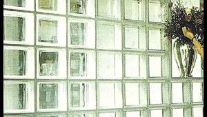 Glasbausteine einbauen, als Fensterersatz oder Raumteiler