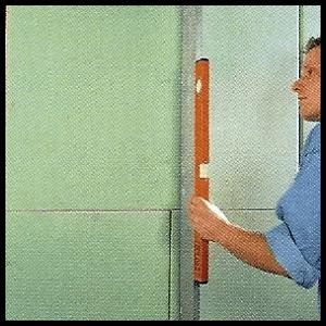Innendämmung der Außenwände mit Gipskarton Verbundplatten