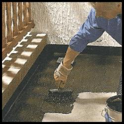 Isoliermittel und Dämmstoffe verarbeiten