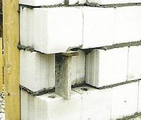 Kalksandstein, gute Wärmedämmung und Schallschutz
