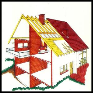 Mauersteine, Mauerziegel, Formate und Verarbeitung