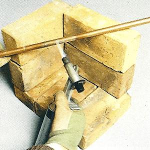 Metall verformen, (biegen) man kennt zwei verschiedene Methoden