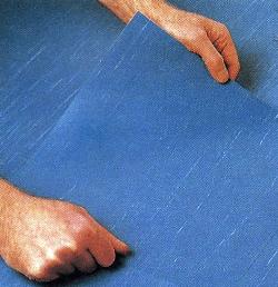 PVC Boden reparieren, Fliesen auswechseln oder Flicken einsetzten