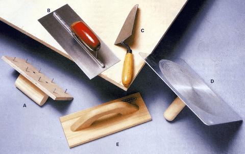 Putz fachgerecht ausbessern, die nötigen Handgriffe sind schnell gelernt