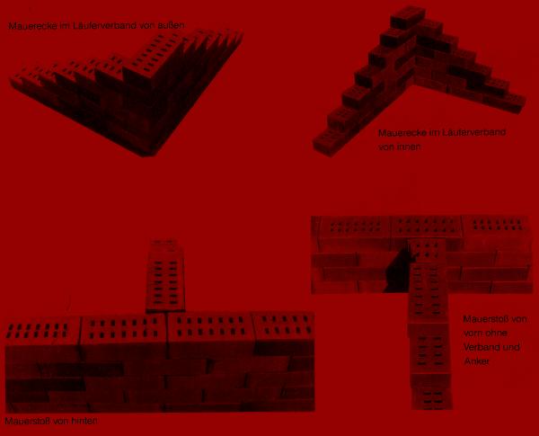 Richtig Mauern