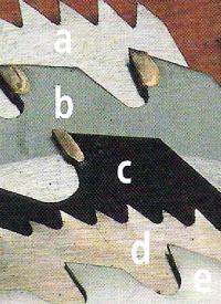 Gerade Sägeschnitte mit der Handkreissäge