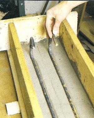 Stahlbeton, Herstellung, Arbeitsschritte und wichtige Grundlagen