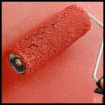 Vorbehandeln und Streichen, Decken und Wände