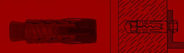 Universaldübel und Spezialdübel, für jeden Zweck den richtigen Dübel