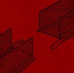 6. Manche der Bögen werden zweiteilig angeboten. Die Segmente lassen sich mit Drähten ganz passgenau zusammensetzen.
