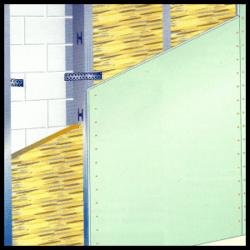 Vorsatzschalen für Gipskartonplatten, Anleitung