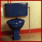 WC-Becken austauschen, besonders in Altbauten oftmals nötig