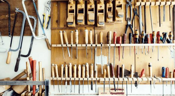 Werkzeuge und ihre Aufbewahrung: Anforderungen und Möglichkeiten