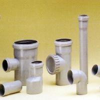 Abwasserleitungen aus Kunststoff installieren