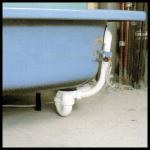 Installation einer Badewanne, erfordert etwas mehr Fachwissen