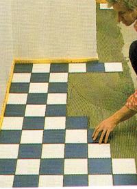Bodenfliesen verlegen im Badezimmer, Lösungsmöglichkeiten