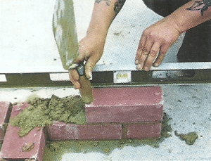 Mauern bauen leicht gemacht