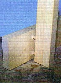 Verbindungen mit Holzdübeln herstellen