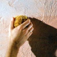 Wachslasur, Wachslasurtechnik und Spachtelmasse