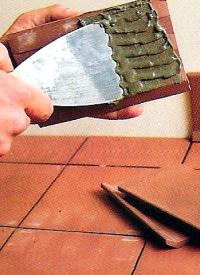 Bodenfliesen verlegen, Verlegeanleitung, Material, Wekzeug
