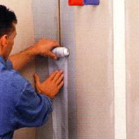 Fliesen in der Dusche, die Vorbereitung