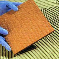 Verlegetechnik von Fliesen, Kombiniertes, Dünnbettverfahren