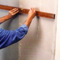 Wand Verfliesen, Wandflächen Einteilen und Verfliesen