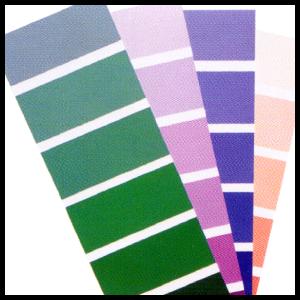 Farbenlehre, der Eindruck von Farbe