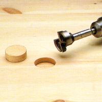 Fehler im Holz, Schönheitsfehler im Holz beseitigen