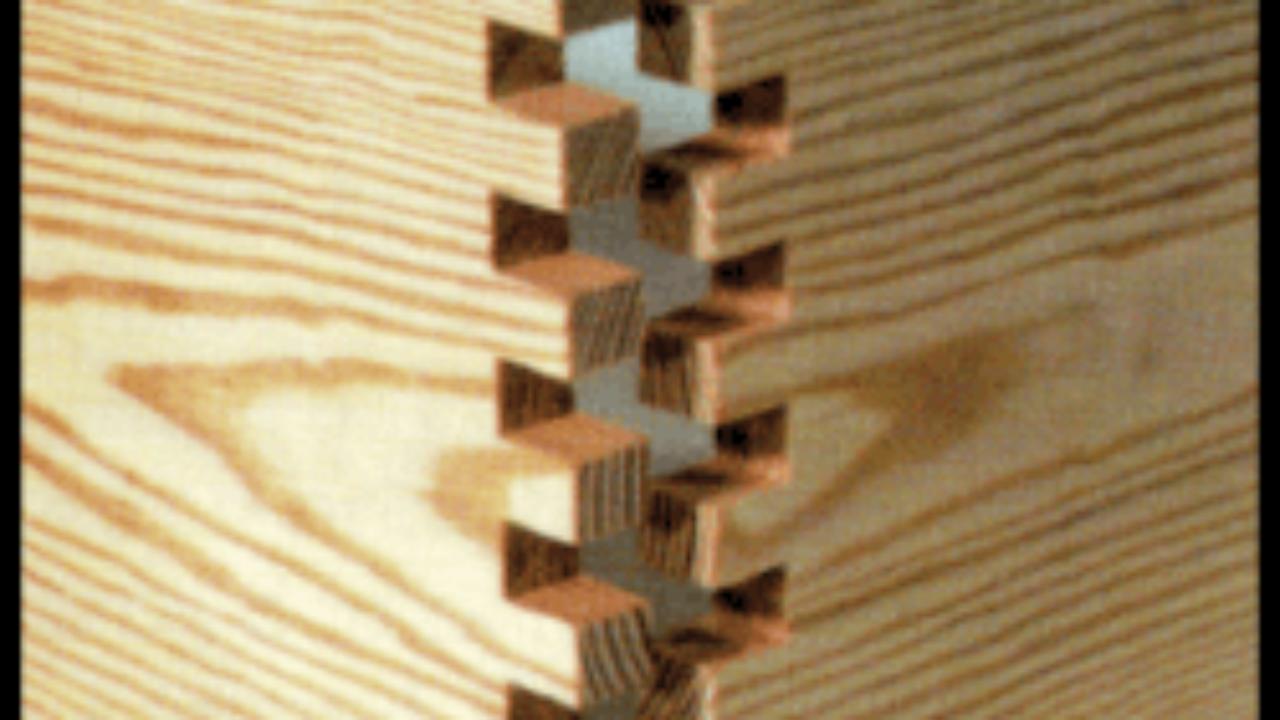 Holzverbindungen Holzteile Miteinander Verbinden