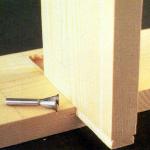 Holzverbindungen, Holzteile miteinander zu verbinden