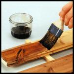 Lasuren lassen die natürliche Struktur des Holzes sichtbar
