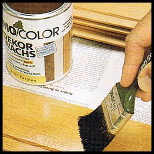 profilholz behandeln und pflegen holz braucht schutz. Black Bedroom Furniture Sets. Home Design Ideas