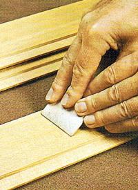 Profilholz behandeln und pflegen, Holz braucht Schutz
