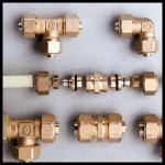 Rohr-in-Rohr-System , Montage - Anleitung
