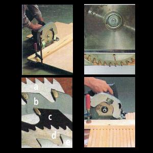 gerade s geschnitte mit der handkreiss ge ausf hren. Black Bedroom Furniture Sets. Home Design Ideas