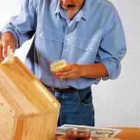 Schöne Holzoberflächen bei Ihren Möbeln