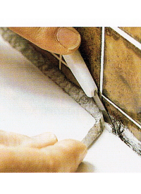 Silikonfugen im Bad erneuern, elastische Abdichtungen