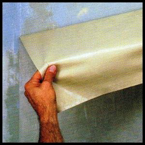 Papiertapeten die am häufigsten eingesetzte Tapetenart