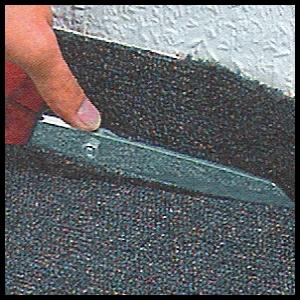 Teppichboden verlegen die einzelnen Schritte