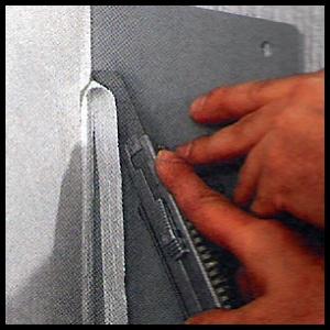 Vliesfasertapete bedruckt oder als reines Strukturflies