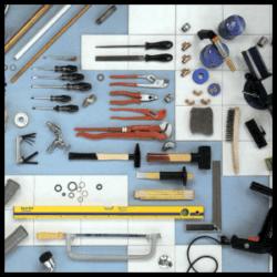Werkzeuge für Installationsarbeiten